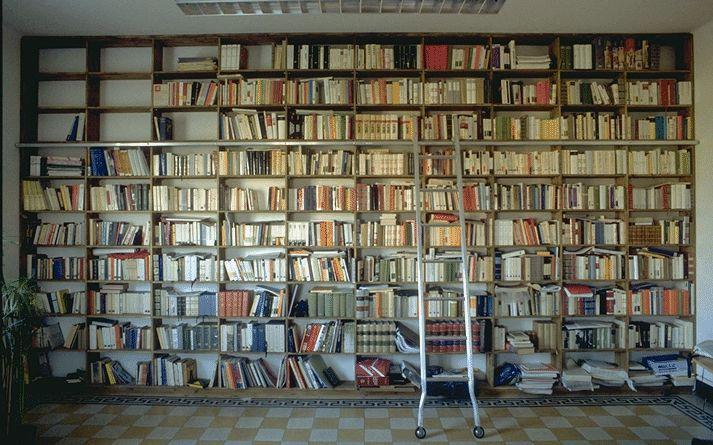 Architetto ciro ruggiero arredi fissi librerie